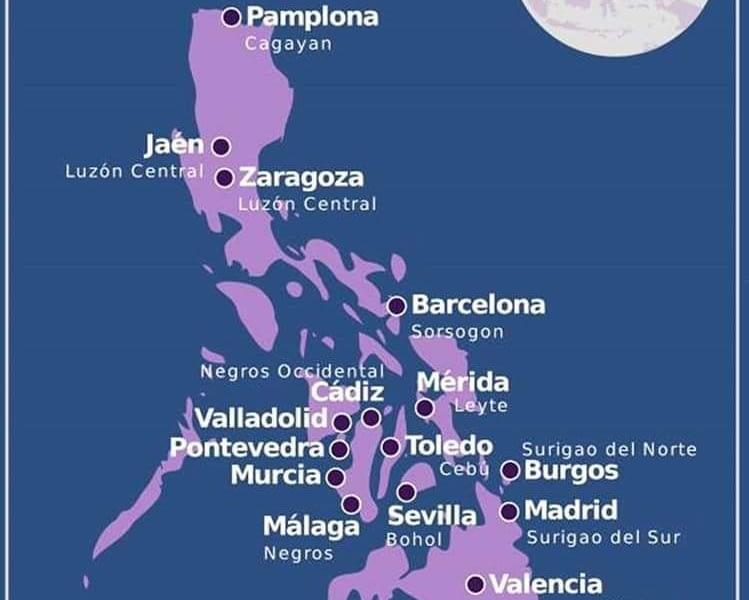 Cosas que no sabías: ciudades con nombre español en Filipinas
