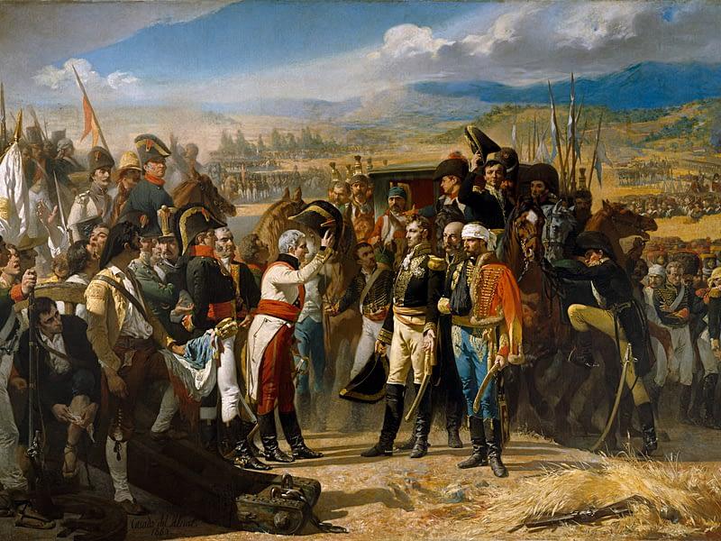La invasión napoleónica, el inicio de la desvalorización de la Hispanidad
