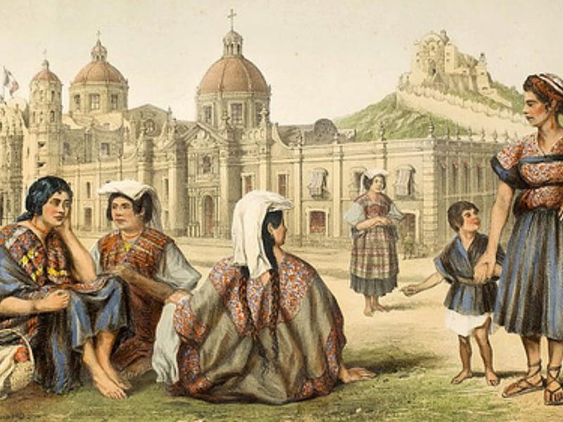 España, primera y gran protectora de indígenas