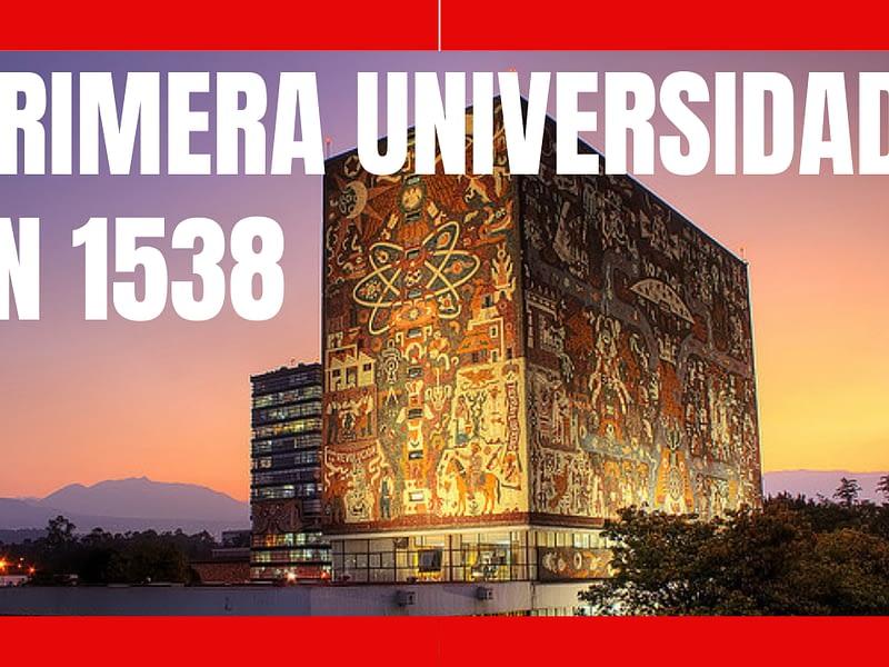 Nuevo video: España fundó la primera Universidad americana en 1538