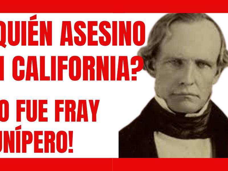 Nuevo vídeo: ¿Quién asesinó en California?