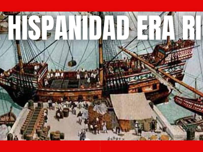 """Nuevo vídeo """"La Hispanidad era rica. No dejes que te engañen"""""""
