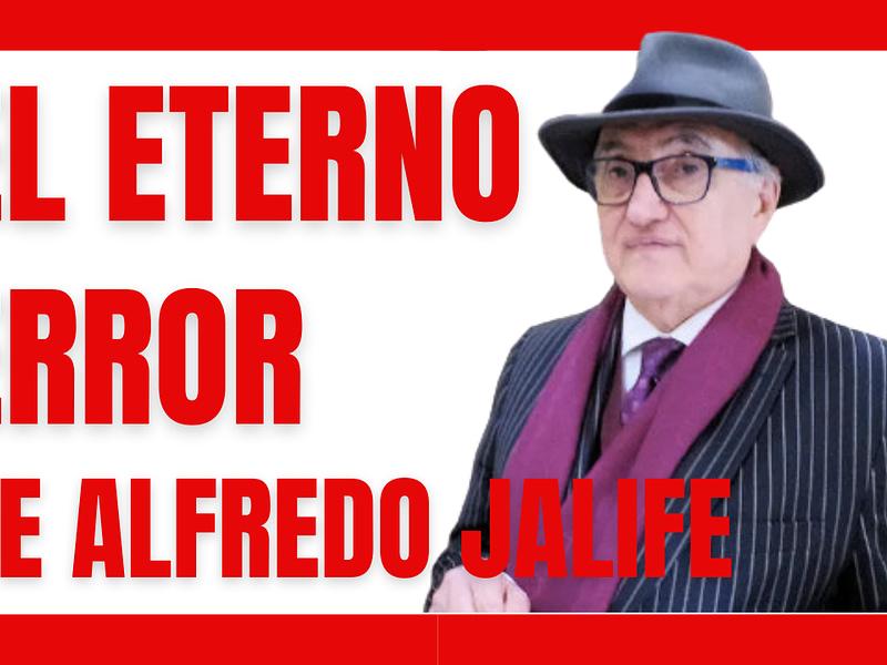 Nuevo vídeo: el error de Alfredo Jalife